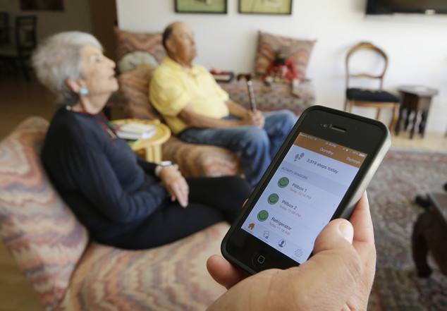 KEEPING THE ELDERLY INDEPENDENT IN SMART HOMES